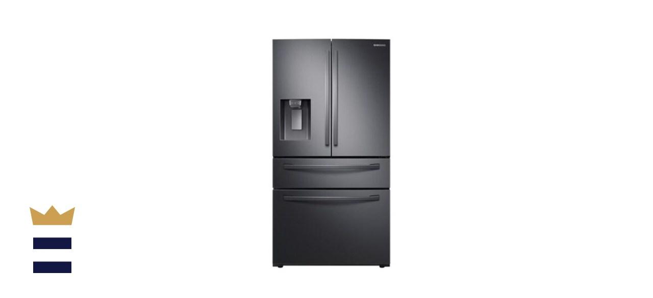 Samsung's 4-Door French Door Refrigerator with FlexZone Drawer