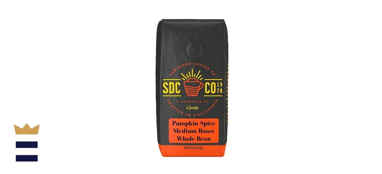 San Diego Coffee Pumpkin Spice
