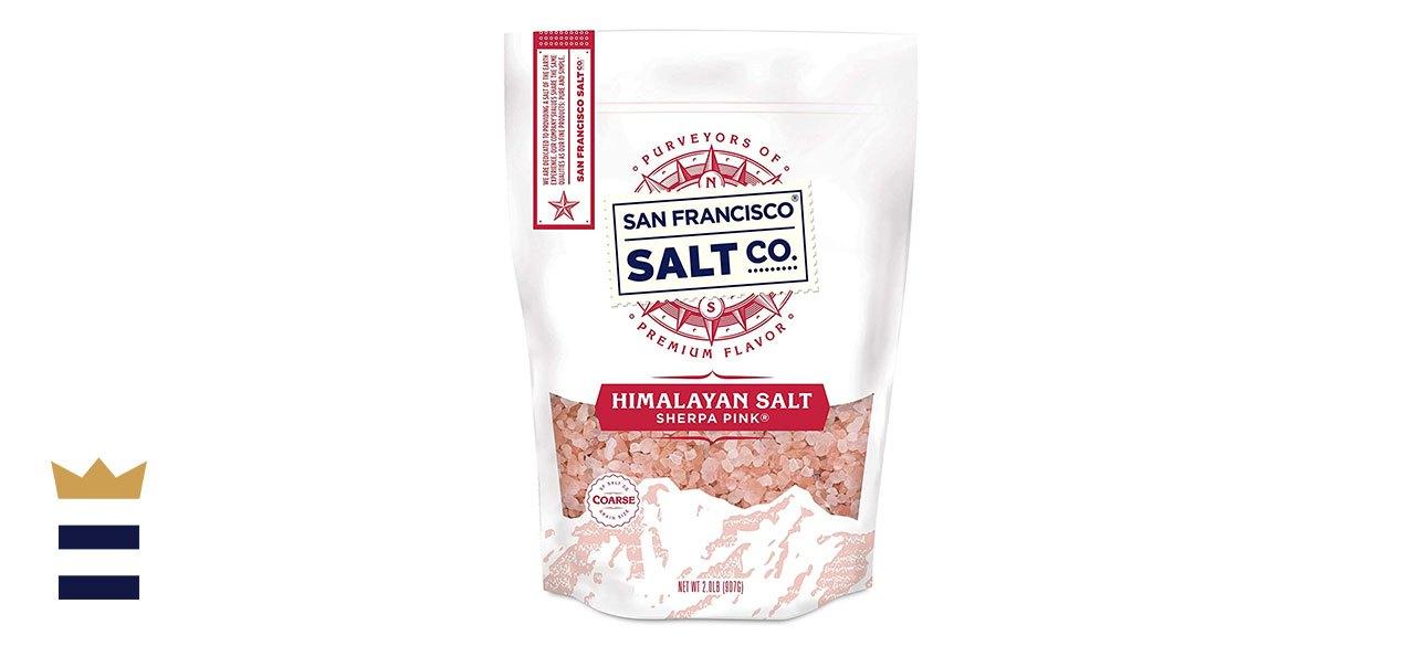 San Francisco Salt Co. Sherpa Pink Himalyan Salt