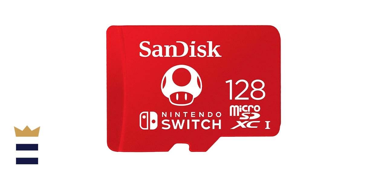 SanDisk 128GB microSDXC Card