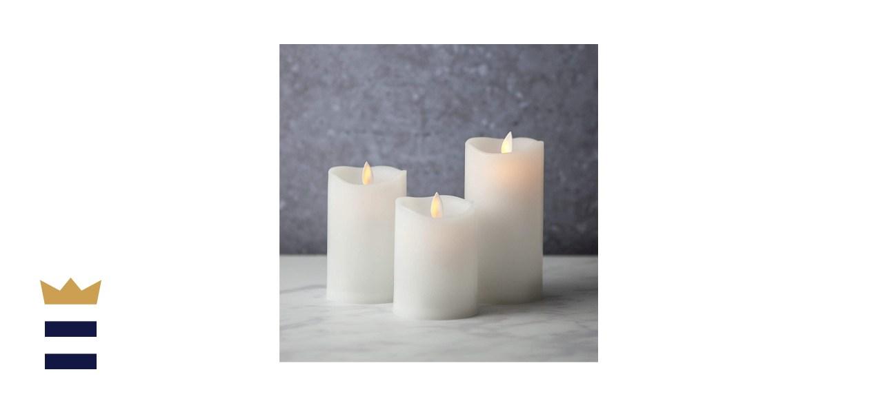 Sandstone & Sage Flameless Candle