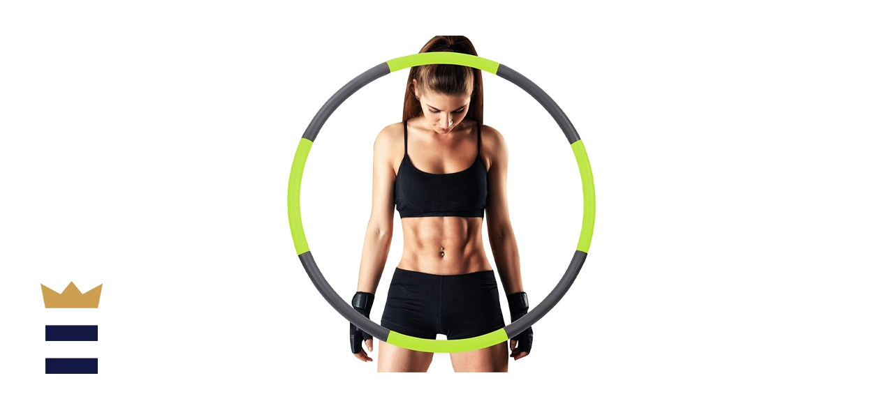 Sanni Weighted Hula Hoop for Adults