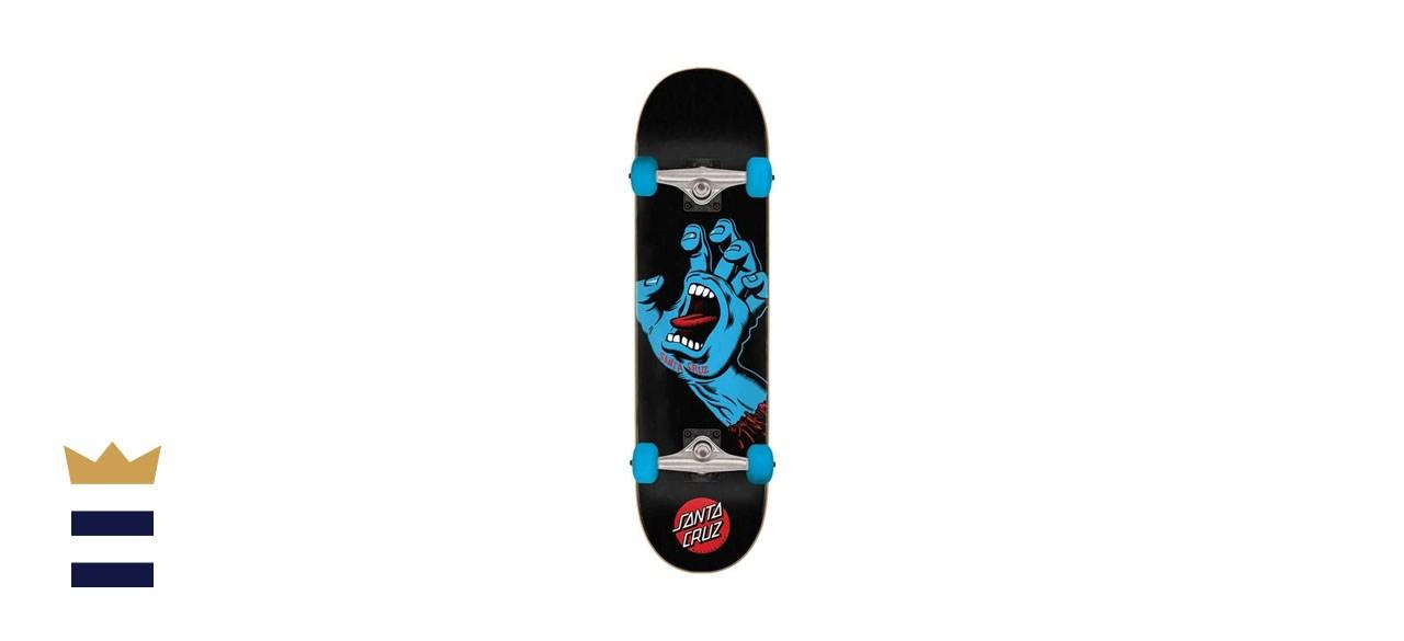 Santa Cruz Screaming Hand Complete Skateboard
