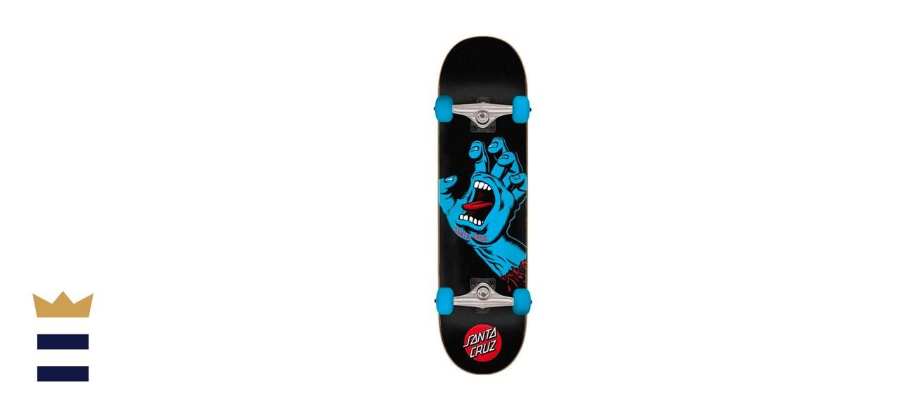 Santa Cruz Screaming Hand Full Skateboard Complete