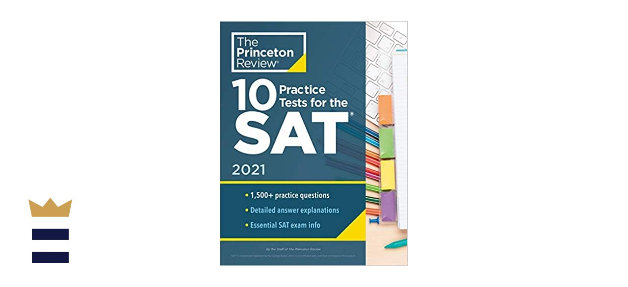 10 Practice Tests for the SAT, 2021