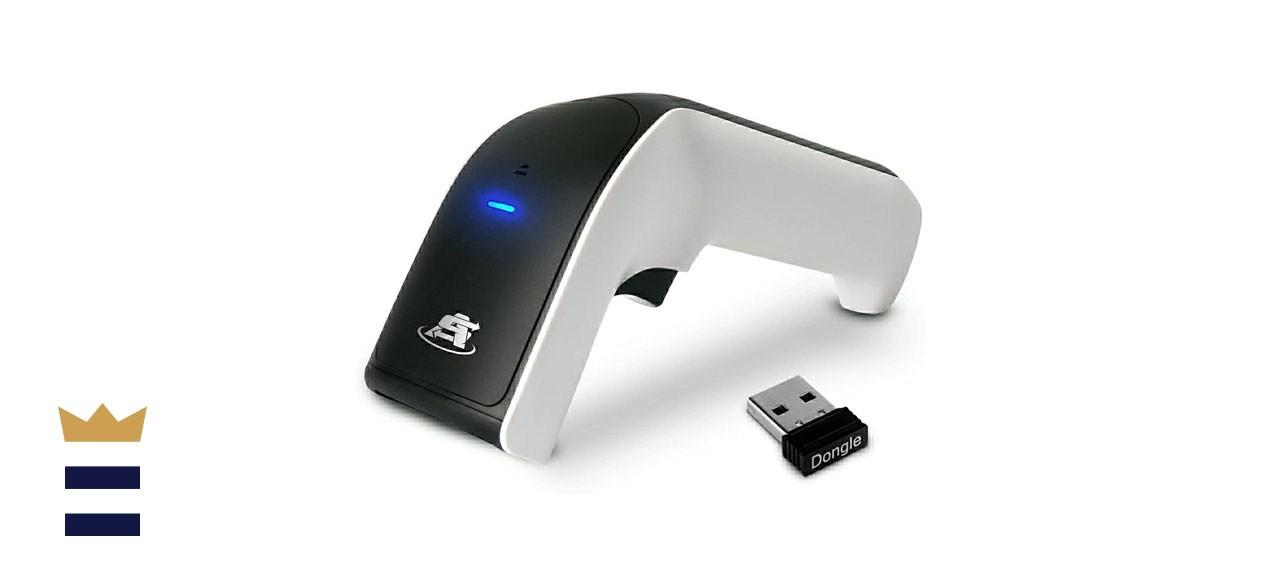 ScanAvenger Wireless 2D Bluetooth Barcode Scanner