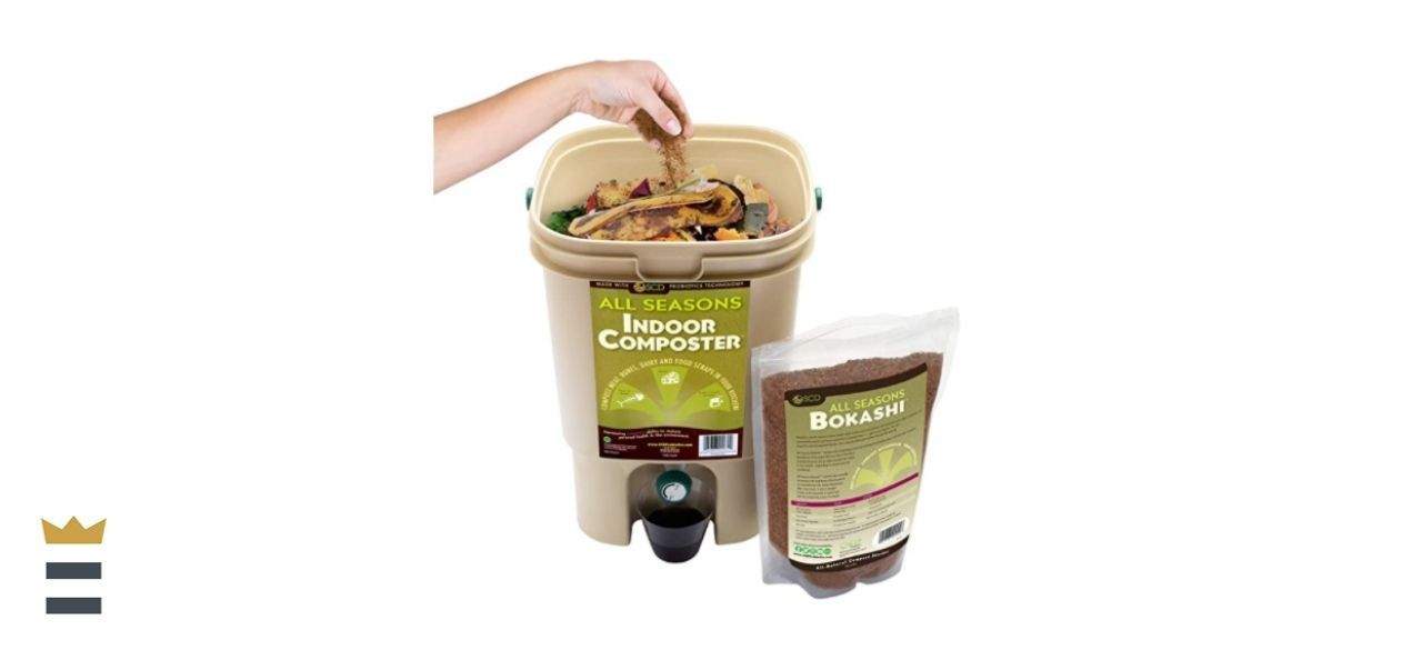 SCD Probiotics All Seasons Indoor Composter