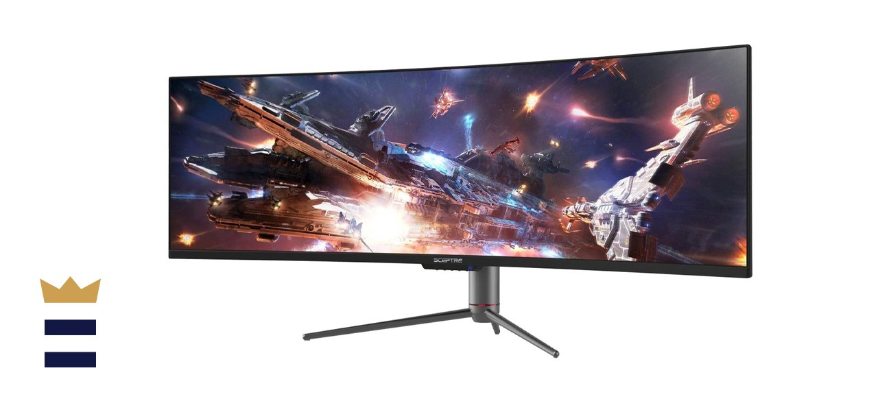 Sceptre 49 Inch Curved Gaming Monitor