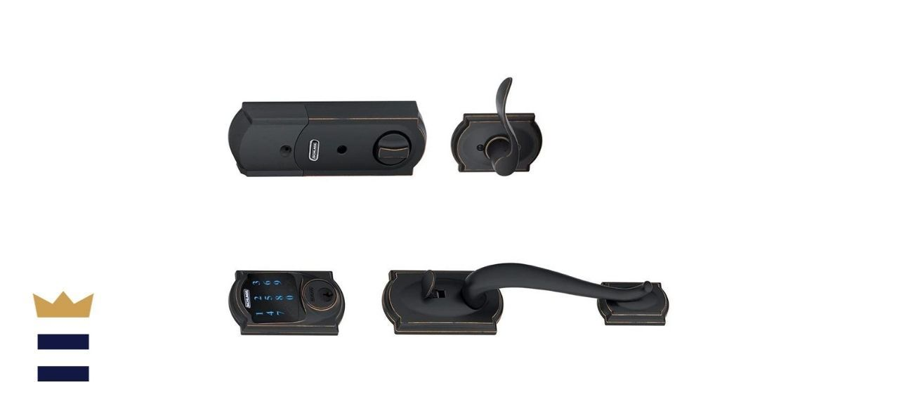 Schlage's Z-Wave Connect Camelot