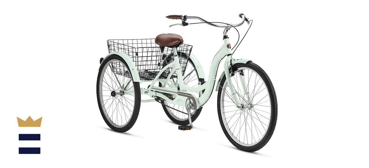 Schwinn Mint Green Meridian Adult Tricycle