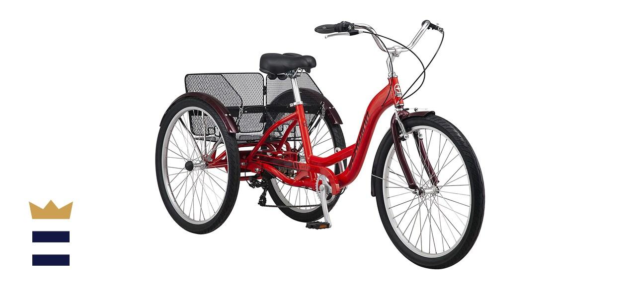 Schwinn Seven Speed Meridian Adult Tricycle