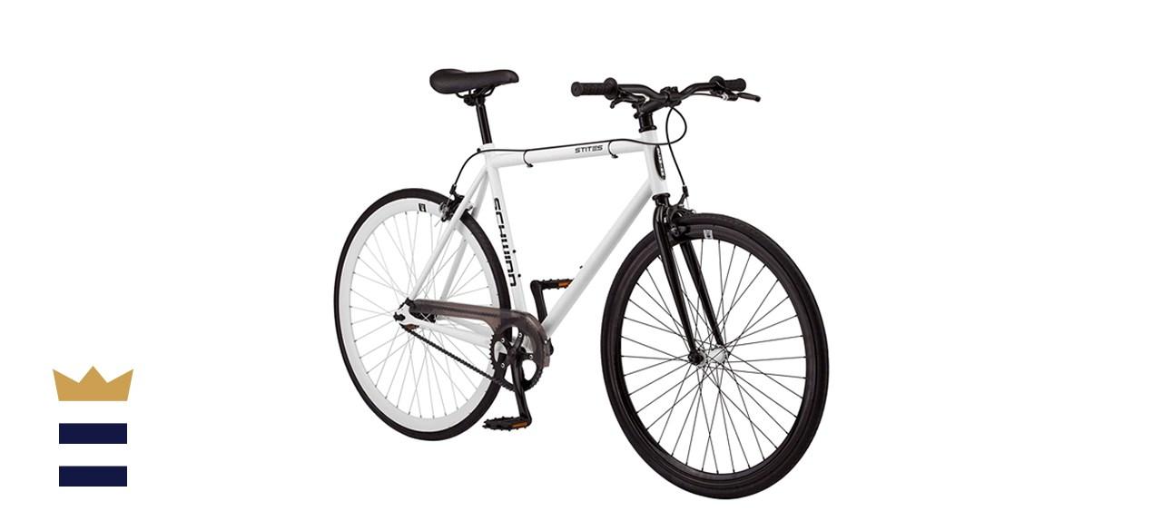 Schwinn Stites Fixie Adult Commuter Bike