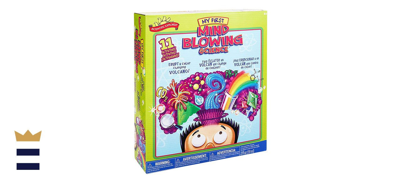 Scientific Explorer's My First Mind-Blowing Science Kids Science Experiment Kit