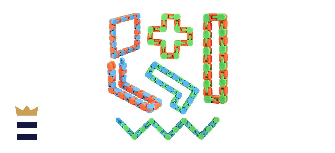 SCIONE Wacky Tracks Fidget Toys