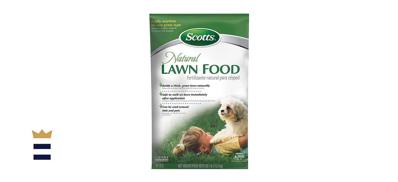 Scott's Natural Lawn Food