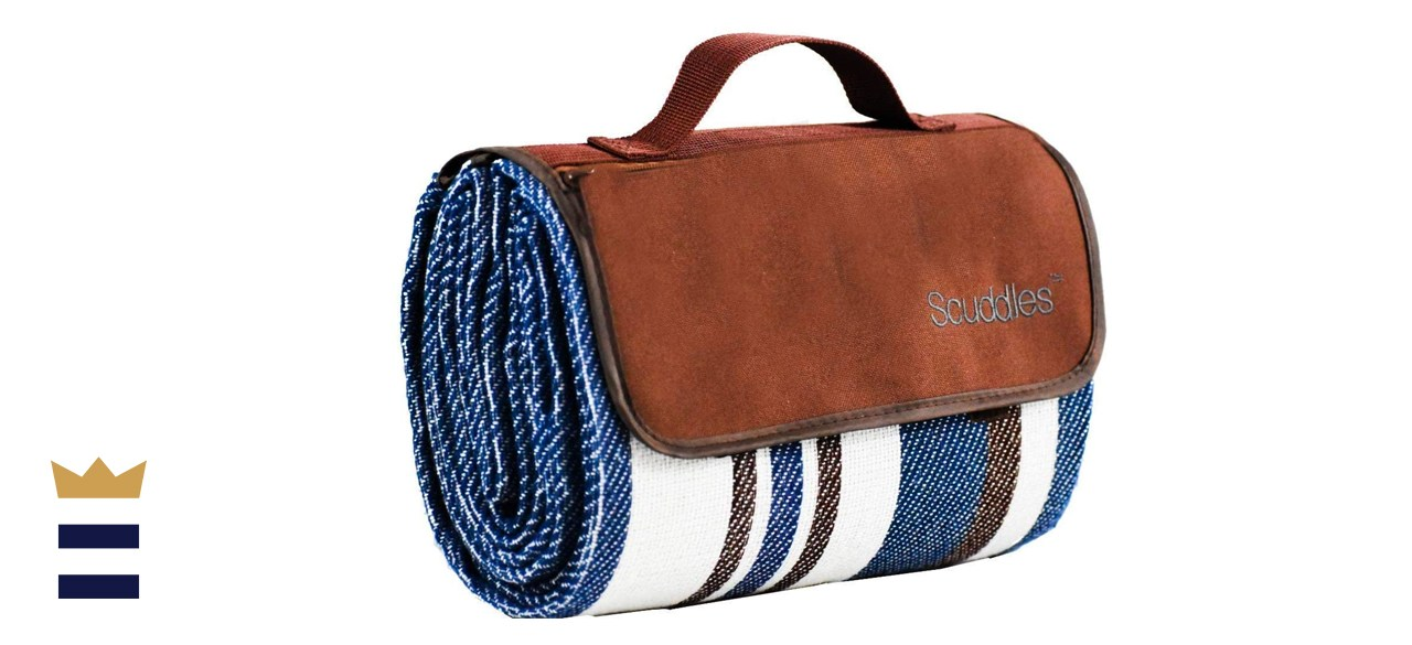 Scuddles Store Extra Large Picnic Blanket