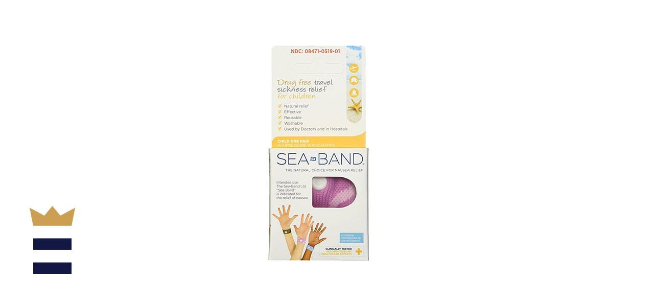 Sea-Band's Wristband for Motion Sickness