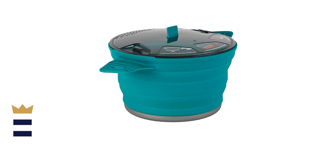 Sea to Summit X-Pot Collapsible Camping Cookpot