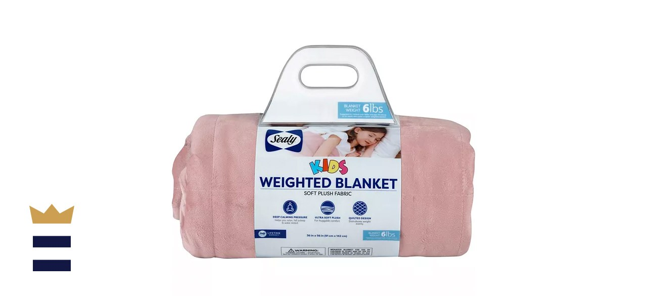 Sealy Kid's Weighted Blanket