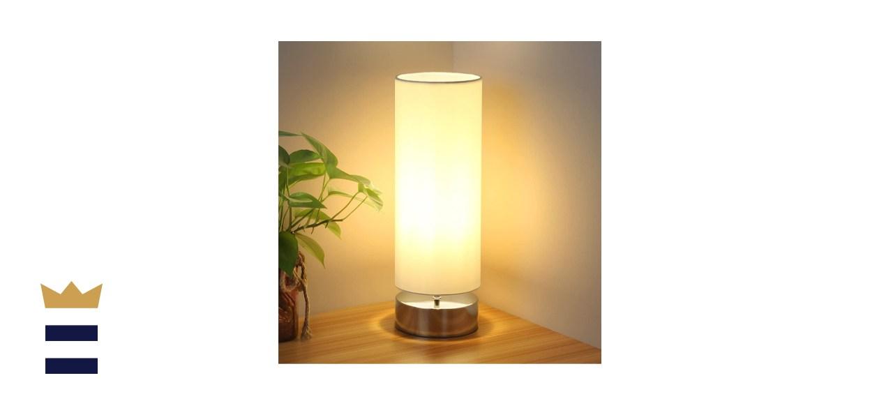 Seaside Village Touch Control Table Lamp Bedside Minimalist Desk Lamp