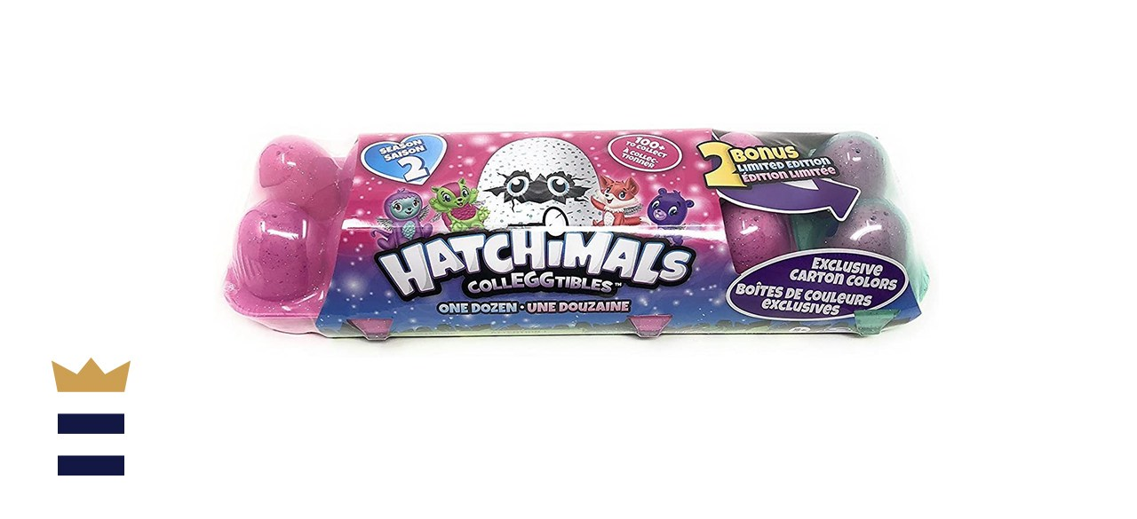 Hatchimal Season 2 Egg Carton