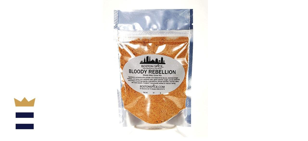 Boston Spice Bloody Rebellion Beverage Seasoning Mix
