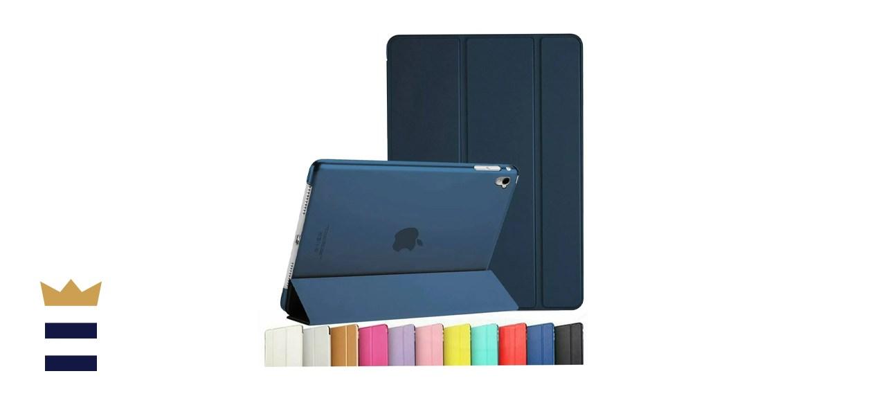 Semi-transparent iPad case