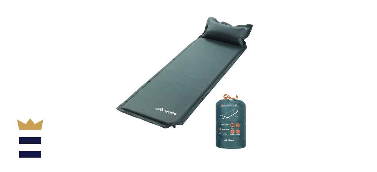 SEMOO Self-Inflating Sleeping Pad
