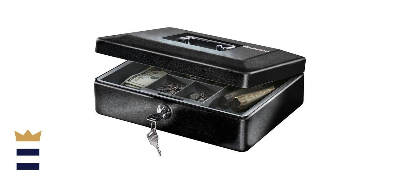 SentrySafe's CB-12 Cash Box