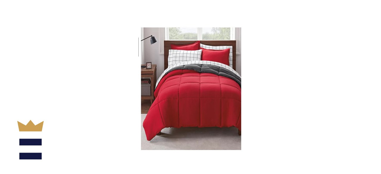 Serta Simply Clean 5-Piece Twin XL Bed-In-A-Bag Set