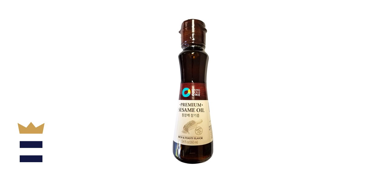 Chung Jung One Premium Sesame Oil