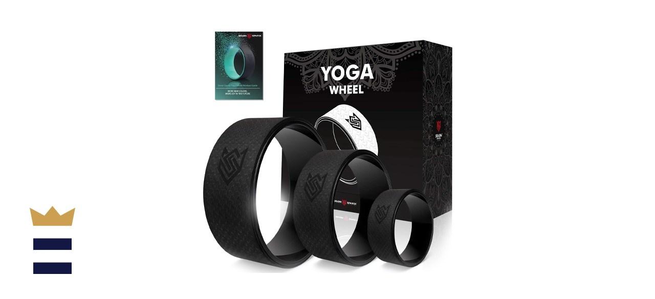 Seven Sparta Yoga Back Wheel