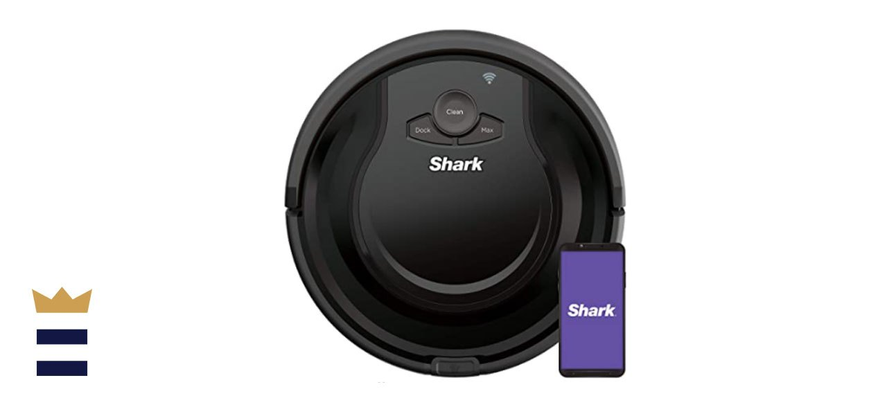 Shark ION Robot Vacuum AV751 Wi-Fi Connected