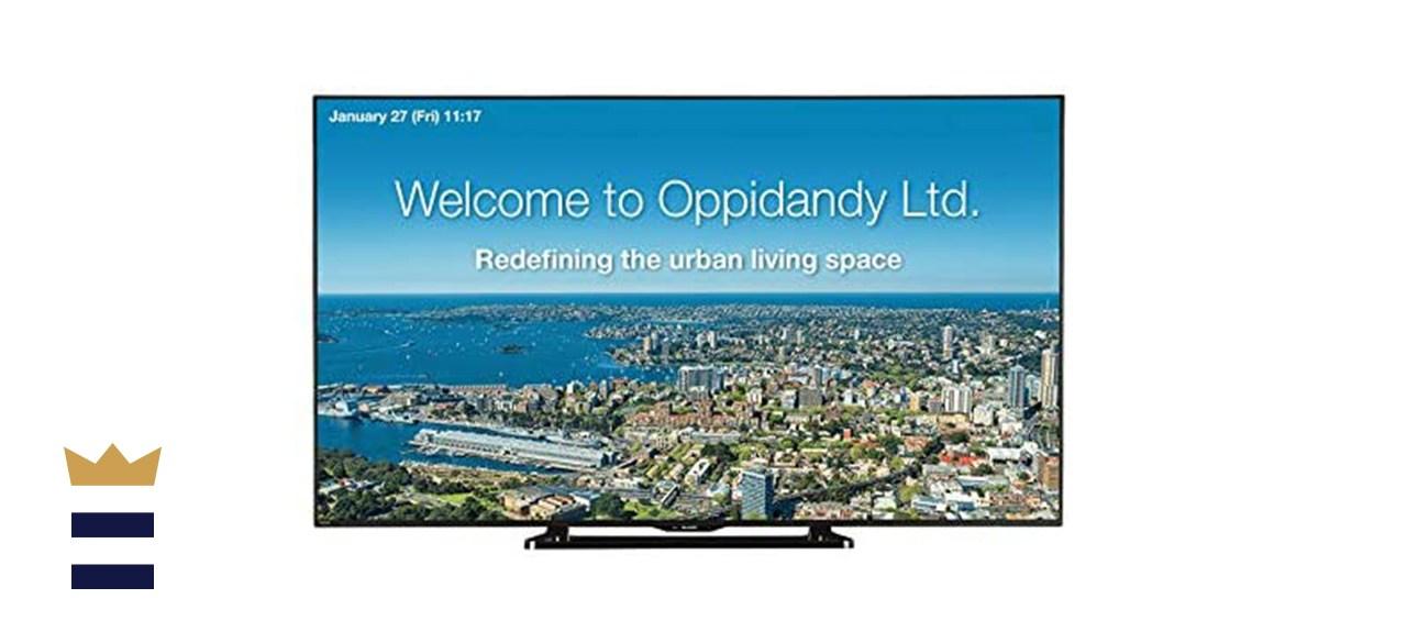 Sharp 70-inch HD TV