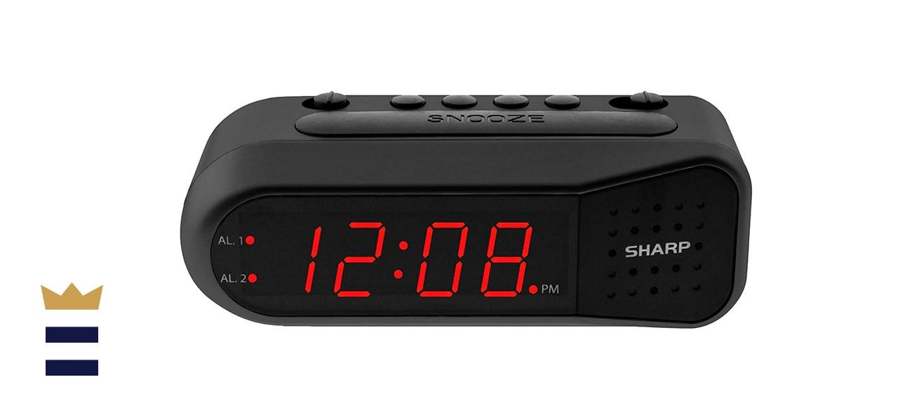 Sharp Digital Alarm Clock