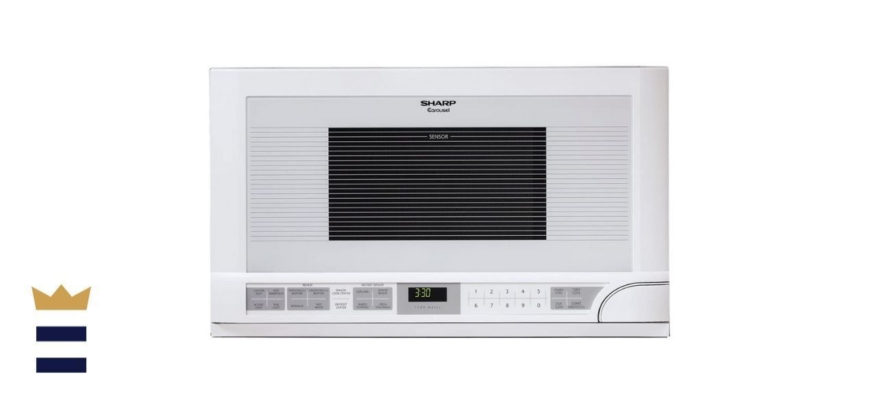 Sharp R-1211 Over-the-Counter Microwave