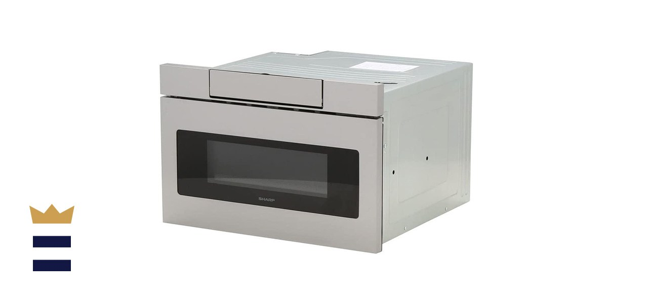 Sharp SMD2470AS Microwave Drawer Oven