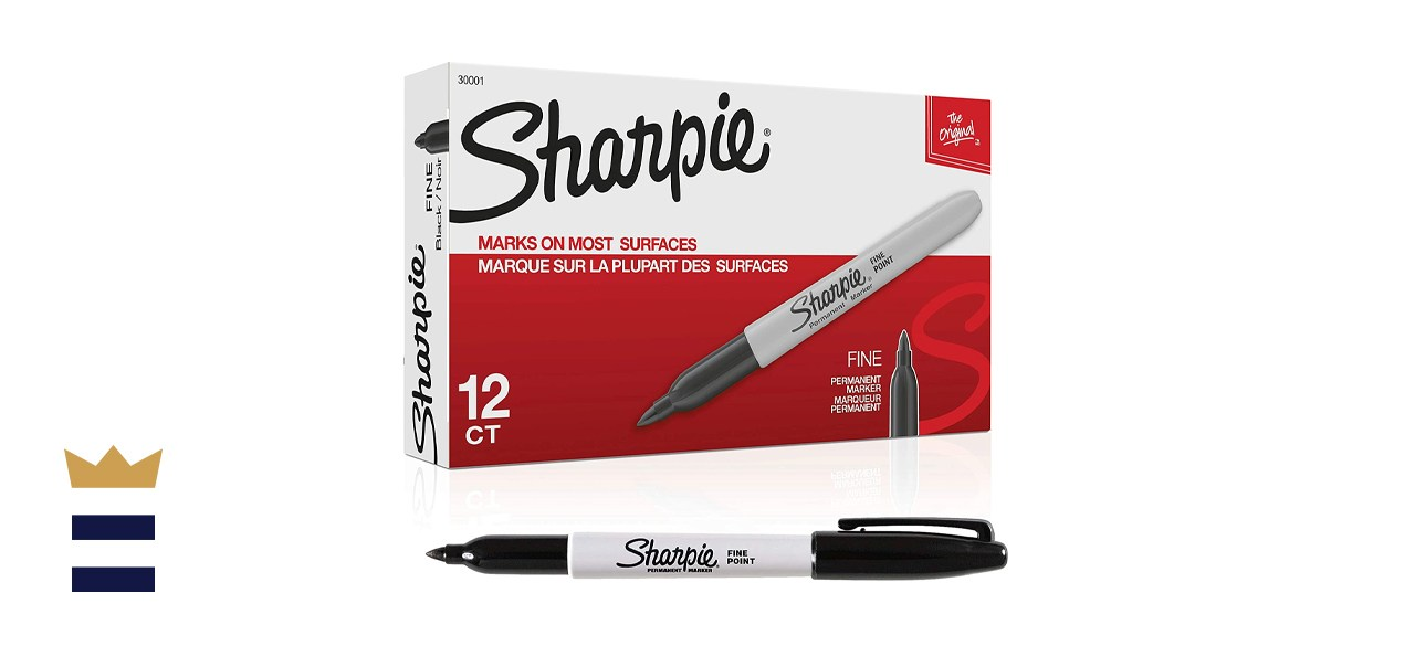 Sharpie Fine-Point Permanent Markers