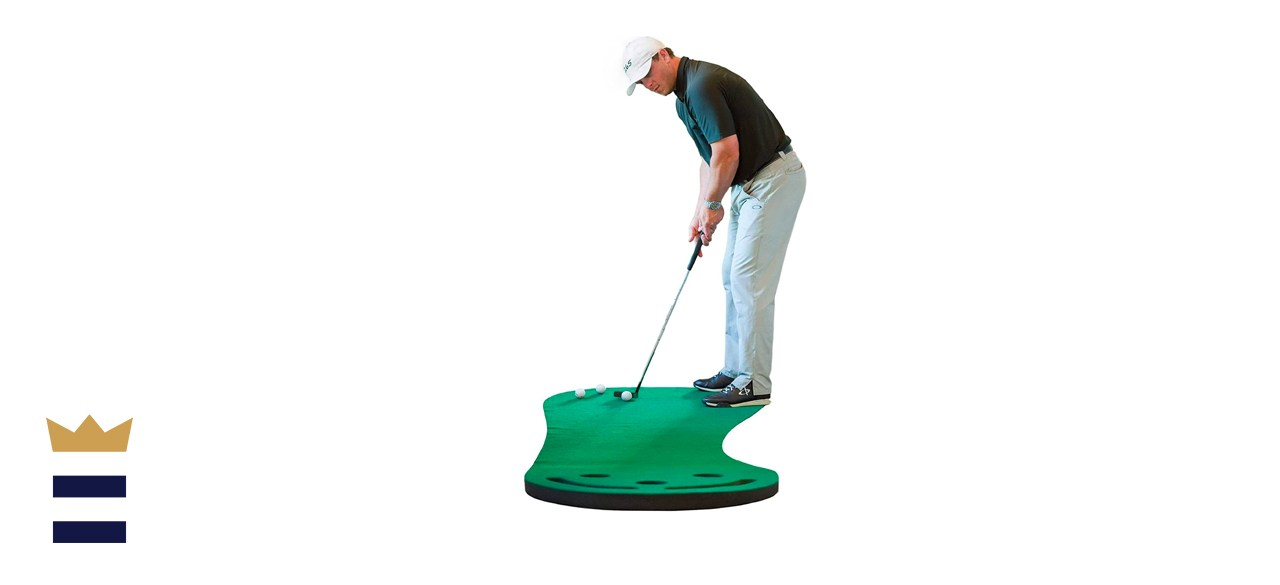 Shaun Webb Golf Putting Green