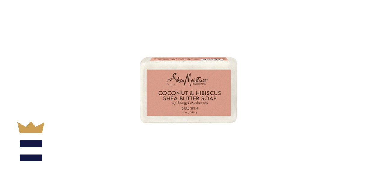 Shea Moisture Coconut and Hibiscus Bar Soap