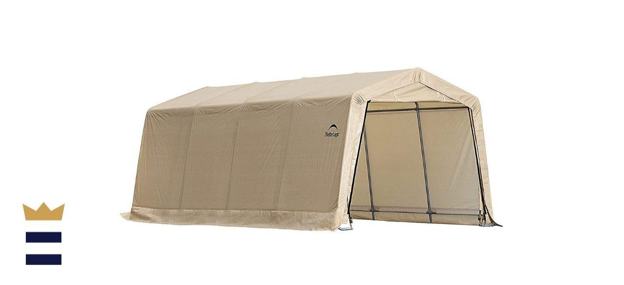 ShelterLogic's 10-Foot by 20-Foot Carport
