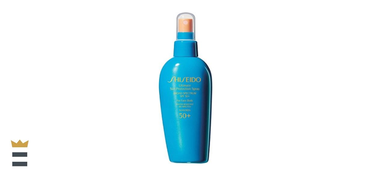 Shiseido Ultimate Sun Protection Spray SPF 50+ Sunscreen