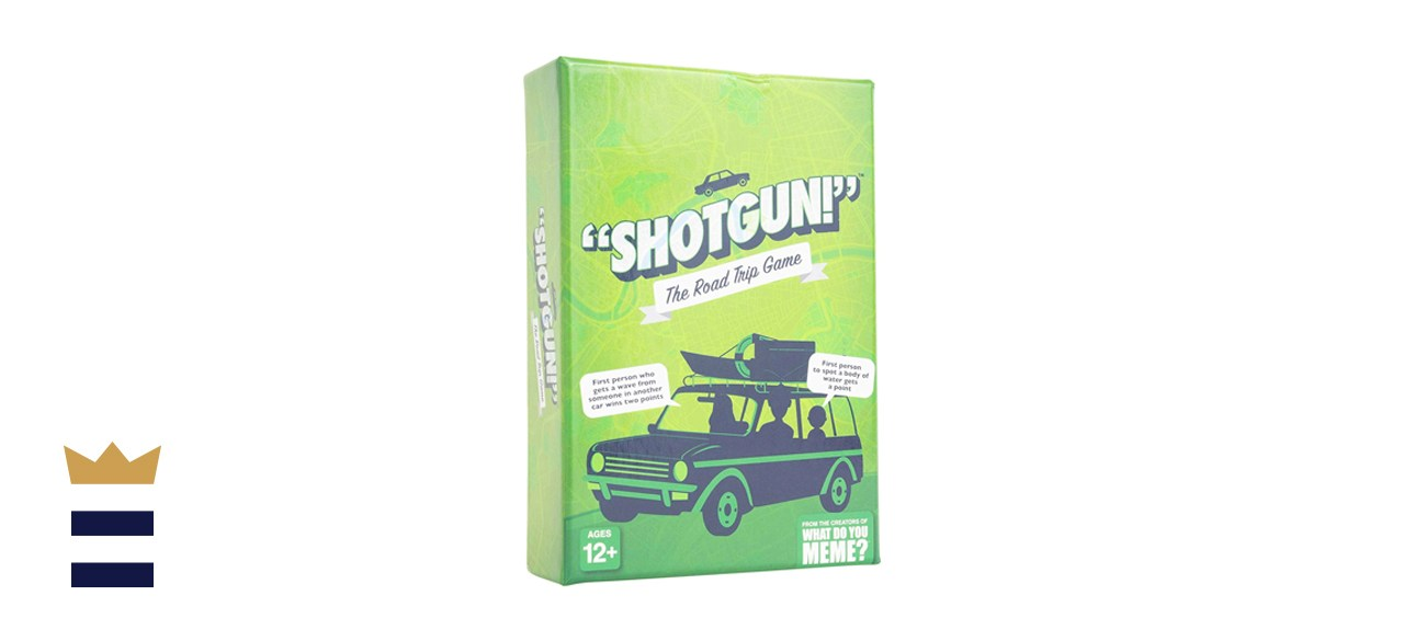 Shotgun! The Hilarious Family Card Game for Road Trips