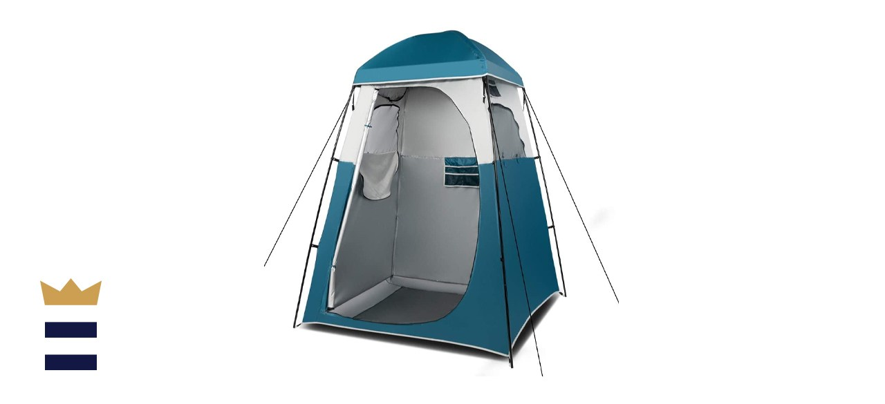 shower tents