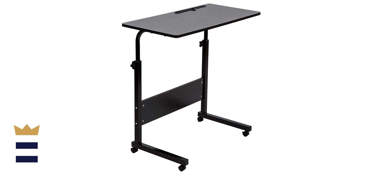 SIDUCAL Portable Desk with Wheels