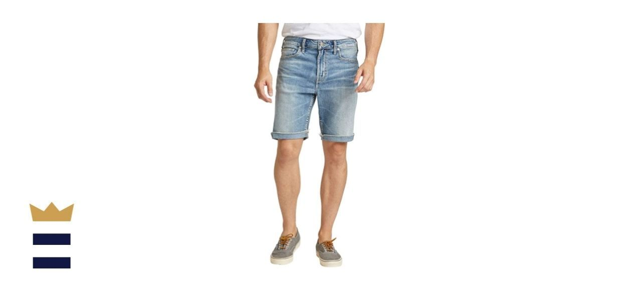 Silver Jeans Co. Men's Allan Classic Fit Shorts