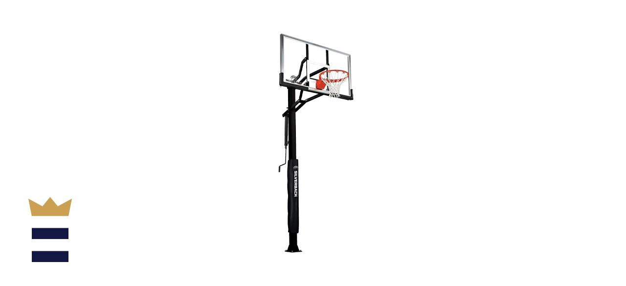 Silverback In-Ground Basketball Hoop