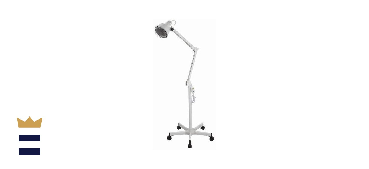 SilverFox Infrared Heat Lamp with Floor Stand