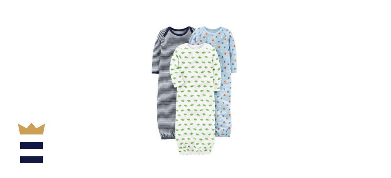 Simple Joys by Carter's Boys' Sleeper Gowns