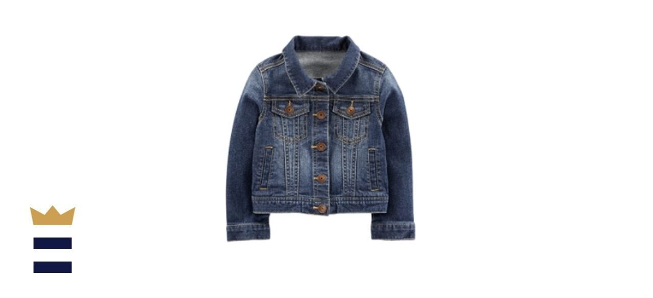 Simple Joys by Carter's Denim Jacket